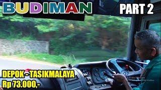 Download Video MEMBELAH PERBUKITAN || On Board bus Budiman Depok - Tasik Part2 MP3 3GP MP4