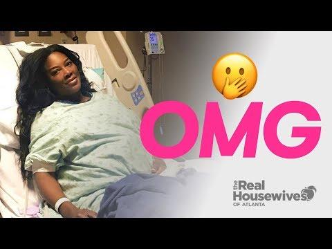 Kenya Moore Just Had A Baby Girl! After Bad News | RHOA Season 11