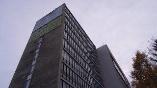 Warszawa Urbex - Almamer Szkoła Wyższa |URBEX #108|