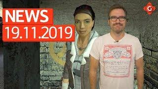 Half Life: Alyx: Neues Spiel angekündigt! Google Stadia: Founders Edition erschienen! | GW-NEWS