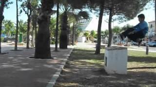 Wall Jump Sevilla 2011 Trailer