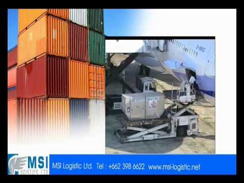 MSI Logistics Profile