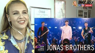 Vocal Coach |Reaction Jonas Brothers: Sucker