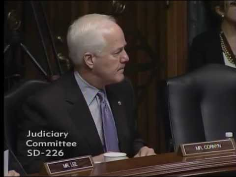 Sen. Cornyn Demands Holder