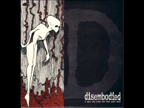 Disembodied - Bloodshed Rain