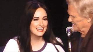 Willie Nelson & Family with Kris Kristofferson and Kacey Musgraves...Los Angeles, CA...8-17-17
