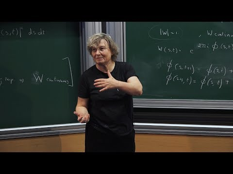 Ingrid Daubechies - 1/4 Time-Frequency Localization and Applications