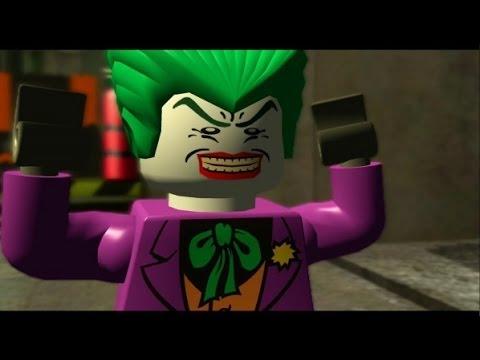 LEGO Batman 100% Guide - Villains Episode 3-3 - The Joker