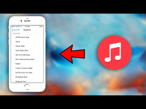 How to Make Any Song as Your iPhone 🔔Ringtone !! (No Jailbreak)