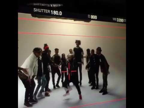 Ayo & Teo | Usher - No Limit Ft Young Thug | BTS - Shoot
