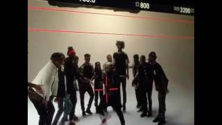 Ayo & Teo | Usher - No Limit ft Young Thug | BTS - Shoot