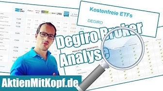 Der Degiro Broker unter der Lupe - Vorteile und Nachteile des günstigsten Brokers