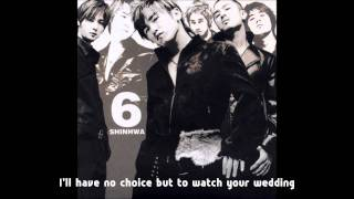 [ENG Sub] Shinhwa - Wedding ( Original ver / MP3 / K POP )