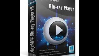 AnyMP4 Blu ray Player + Crack مشغل الصوتيات مع التفعيل 2015