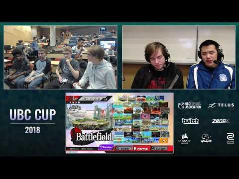 UBC Cup 2018 Doubles: Losers Finals - Proto/Grade vs Spamcop/Dantu