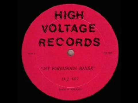 VARIOUS ARTISTS DJ 007 My Forbidden Mixer I ©1983