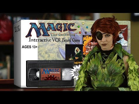 Magic: The Gathering The Interactive VCR Board Game (Hour of Devastation Preview/Spoiler Card)