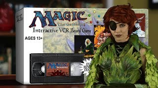 Magic: The Gathering The Interactive VCR Board Game
