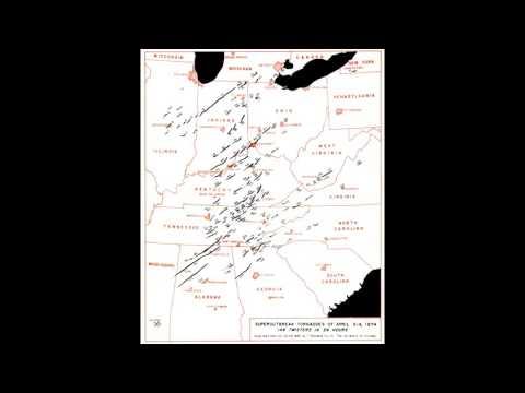 1974 Louisville, KY Tornado (WHAS AM 840 Coverage) Pt. 4/Finale
