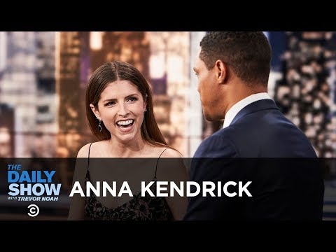 "Anna Kendrick  Dark Secrets and Thrilling Twists in ""A Simple Favor""  The Daily"
