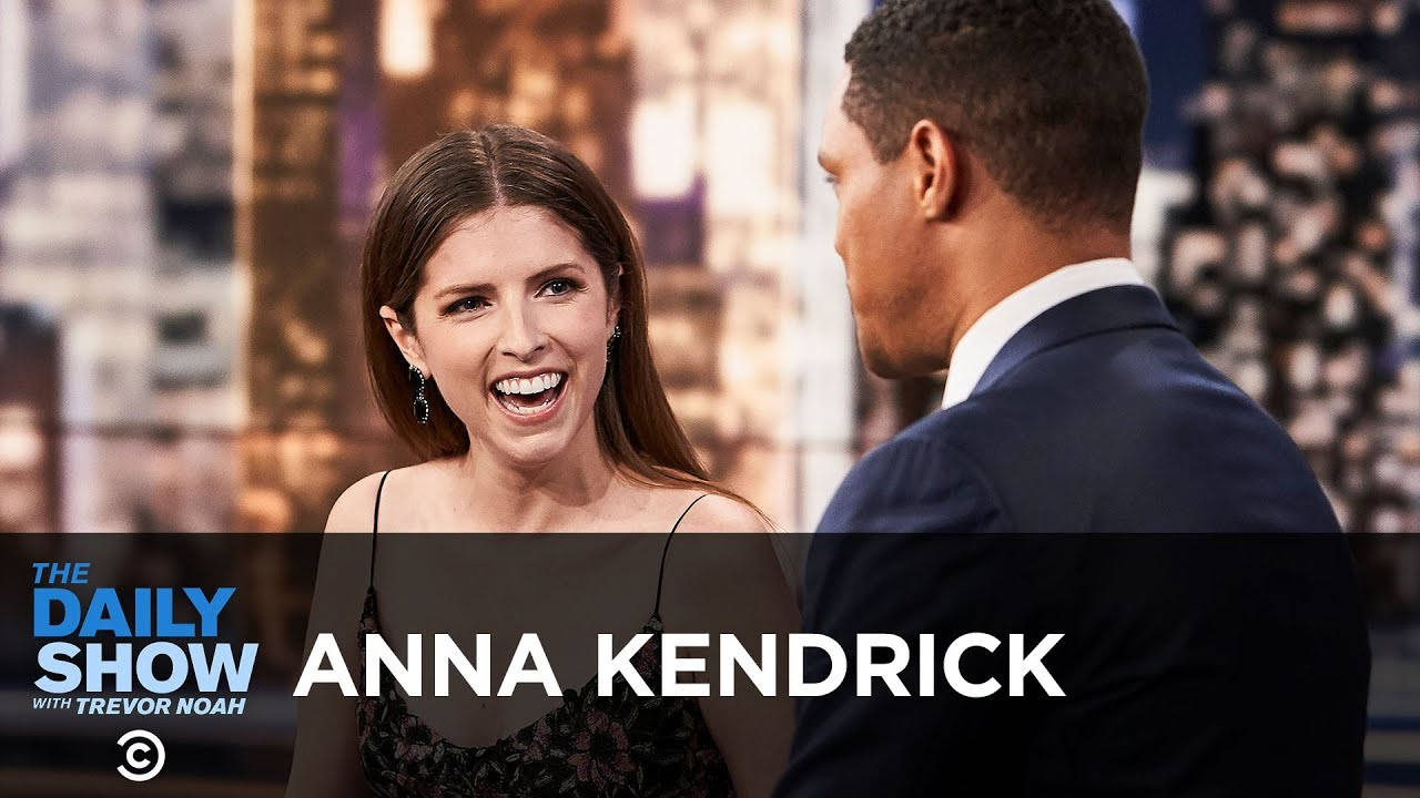 Anna Kendrick Gives 'My Favorite Things' a Twist  Watch!