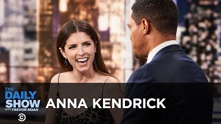 "Anna Kendrick - Dark Secrets and Thrilling Twists in ""A Simple Favor"" 