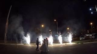 Пиротехническое шоу Свадьба Оренбург 123Пли