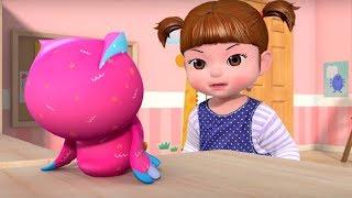Консуни  - сборник- все серии сразу 9-16 - мультфильм для девочек