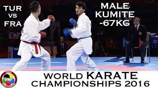 Video BRONZE. Male Kumite -67kg. UYGUR (TUR) vs DACOSTA (FRA). 2016 World Karate Championships download MP3, 3GP, MP4, WEBM, AVI, FLV Agustus 2017