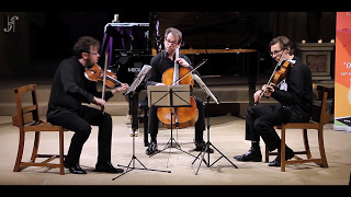 Beethoven String Trio in C minor, Op.9 No.3, III. Scherzo - Allegro molto e vivace (extract)