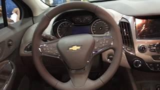 Chevrolet Cruze Sedan 2018