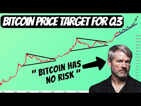 Michael Saylor -Bitcoin Standard is Coming   BTC Targets 100x From Trough to Peak of this Cycle!!!