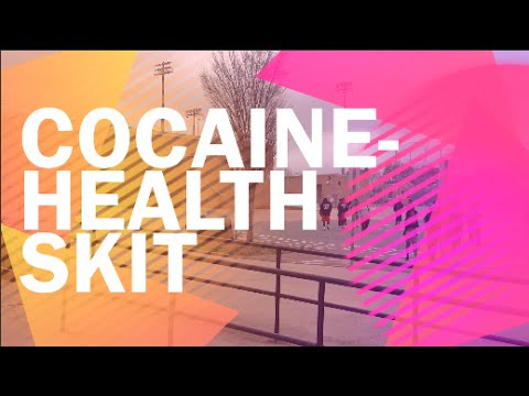 Phillip O. Berry High School: Cocaine Skit (9th Grade Health/P.E.)