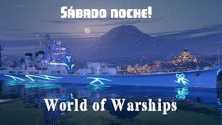 World Of Warships   Sabado Últimamente Mejores Batallas Que Por Semana 🤣