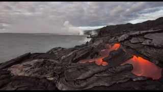 Los volcanes de Hawaii