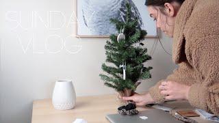SUNDAY VLOG | bunnings trip, christmas decorating, house updates