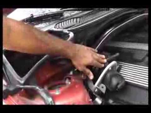 2006 BMW X3 Error code P0411 Secondary Air Injection