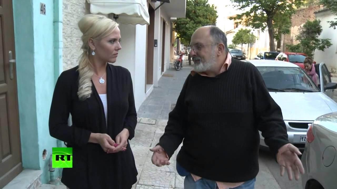 Греки из-за долгов заканчивают жизнь самоубийством