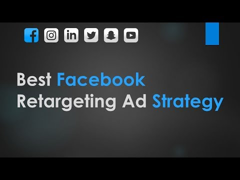 Best Facebook Retargeting Ads Strategy 2019 thumbnail