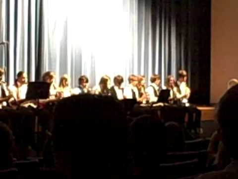 A Whole New WorldSpring Concert Clarinets