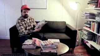 """Cafe älskar magasin -- Jonas Cramby (del 1): """"Allt började med serietidningar"""""""