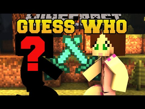 Minecraft: EXTREME GUESS WHO! (3 INSANE ROUNDS!) Mini-Game