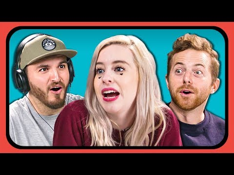 YouTubers React To And Try Tik Tok Challenges (Hit Or Miss, E-Girl, Pretty Boy Swag, Mirror Run)