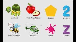 Let's Play • Preschool kids learning • Preschool toys, Preschool learning, Kids videos for kids
