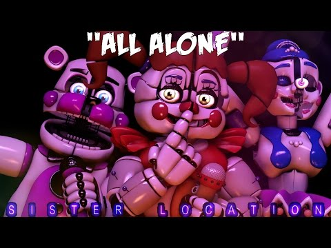 "(SFM)""All Alone"" Song Created By: Astildi