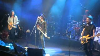 Carl Barât and The Jackals - Glory Days - St.Petersburg - Russia - 04-12-2015