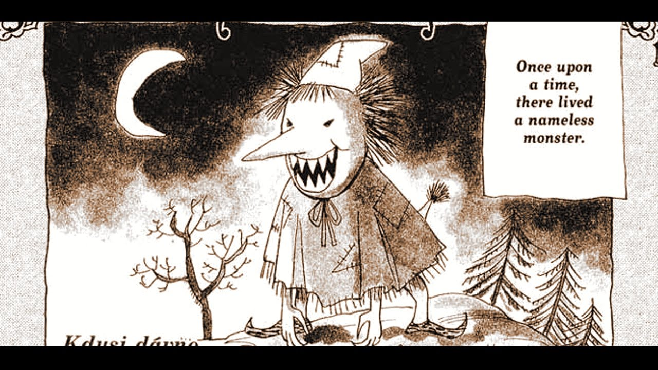 Image result for monster without a name picture book