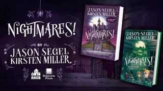 Nightmares! return in The Sleepwalker Tonic | Book 2