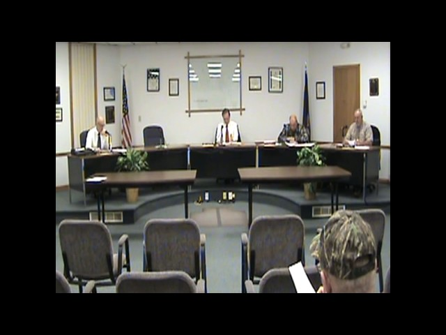 Rouses Point Village Board Meeting  11-7-16
