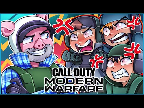 Modern Warfare but everyone is mad at me as usual…